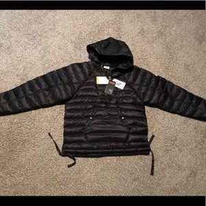 Nike X Stussy black jacket/coat  size XS